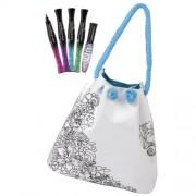 FASHION MARKS Cinch purse, Tropic Vibe Color Palette