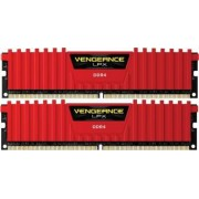 Kit Memorie Corsair Vengeance LPX 2x8GB DDR4 3466MHz CL16 Red