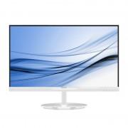 Monitor LED IPS Philips 234E5QHAW 23 inch 5 ms White