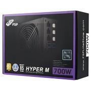 FSP Fortron Hyper M 700 Alimentatore, Nero