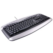 TASTATURA MULTIMEDIA BRAVO INTEX IT813 PS2 KOM0007