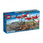 Lego city show aereo all'aeroporto