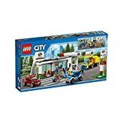 "Lego 60132 ""Service Station"" Construction Set"