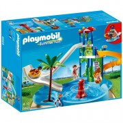 Summer Fun - Waterpretpark met glijbanen