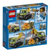 Lego 60122 city cingolato vulcanico