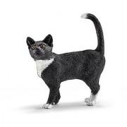 Schleich Cat Standing Toy Figure