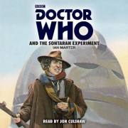 Doctor Who and the Sontaran Experiment by Ian Marter