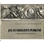 Jan Evangelista Purkyně v reliéfní plastice