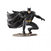 Schleich - 22503 - Figurine Bande Dessinée - Batman À Genoux