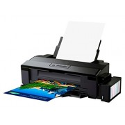Epson L1800 Inkjet Printer (A3 + 6-colour ink tank / USA-Canada Power Voltage - Ink Set Included by Epson