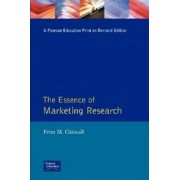 The Essence of Marketing Research by Peter M. Chisnall