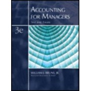 Accounting for Managers by William J. Bruns