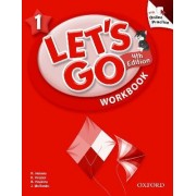 Let's Go: 1: Workbook with Online Practice Pack