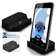 Black Micro USB Sync & Charge / Charging Desktop Dock Stand Charger For Samsung Galaxy S II S2 I9105
