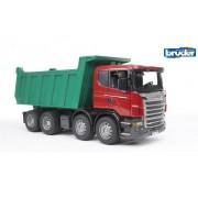 Ghegin Bruder Scania R Camion Ribaltabile 3550