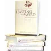 Feasting on the Word, Year B, 4-Volume Set by David L. Bartlett