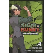 Tiger & Bunny: The Beginning Side A, Vol. 1: The Beginning Side A Volume 1 by Sunrise