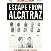 Escape from Alcatraz by J.Campbell Bruce