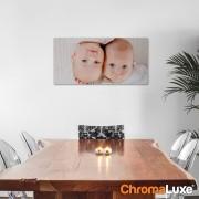 ChromaLuxe Aluminium Fotopaneel – (60x30cm)