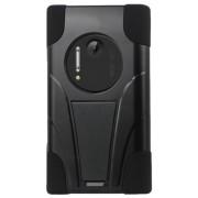 Reiko Silicon Case+Protector Cover Nokia Lumia 1020, Elvis,Eos,909