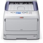 Imprimanta laser colo, OKI C841dn LED, A3, USB, Retea, Duplex