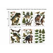 Autocolant Lumea Dinozaurilor