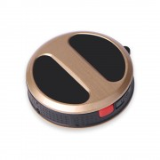 Quazar Q-Tracker Disk GPS nyomkövető, arany-fekete