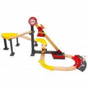 Brio Fun Park Roller Coaster Set
