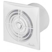 Awenta Silence WZ125 kisventilátor, alap típus, fehér színben