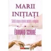 Marii initiati - Edouard Shure