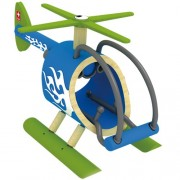 Hapé - 3602537 - Jeu de Plein Air et Sport - E-Copter - Bleu