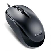"""MOUSE GENIUS """"DX-120"""", Black, USB (31010105100)"""