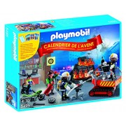 PLAYMOBIL 5495 calendar Advent 'Fire fighters'