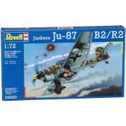 Revell 04620 - Junkers Ju 87 B2/R2 'Stuka', scala 1:72