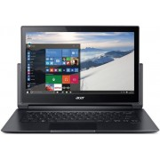 "Laptop 2in1 Acer Aspire R7-372T-72XW (Procesor Intel® Core™ i7-6500U (4M Cache, up to 3.10 GHz), Skylake, 13.3""WQHD, Touch, 8GB, 128GB SSD, Intel HD Graphics 520, USB C, Tastatura iluminata, Win10 Home)"