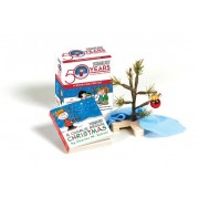 A Charlie Brown Christmas: A Book-And-Tree Kit [With Mini Christmas Tree, Mini Blanket & Ornament]