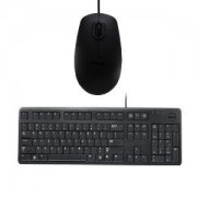 Dell Keyboard Mouse Combo (Black)