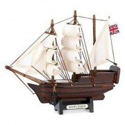 Mini Mayflower Ship Model 14750 by Koehler