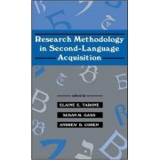 Research Methodology in Second-Language Acquisition by Elaine E. Tarone