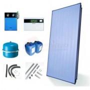 Pachet 2 panouri solare plane Buderus Logasol SKN 4.0
