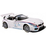 Model auto BMW Z4 GT3 wit