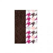 La Millou Apaszka Pink chic czekolada