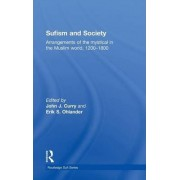 Sufism and Society by John Curry