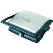 Russell Hobbs Contact Grill(Silver, Black)