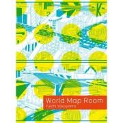 World Map Room by Yuichi Yokoyama