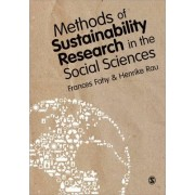 Methods of Sustainability Research in the Social Sciences by Frances Fahy