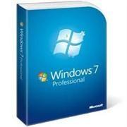 Microsoft Windows 7 Professional SP1 64 Bit