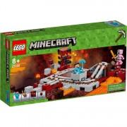 Minecraft - De Nether spoorweg