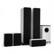 NUMAN Octavox 751 MKII Sistema de sonido 5.1 blanco