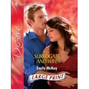 Surrogate and Wife by Emily McKay